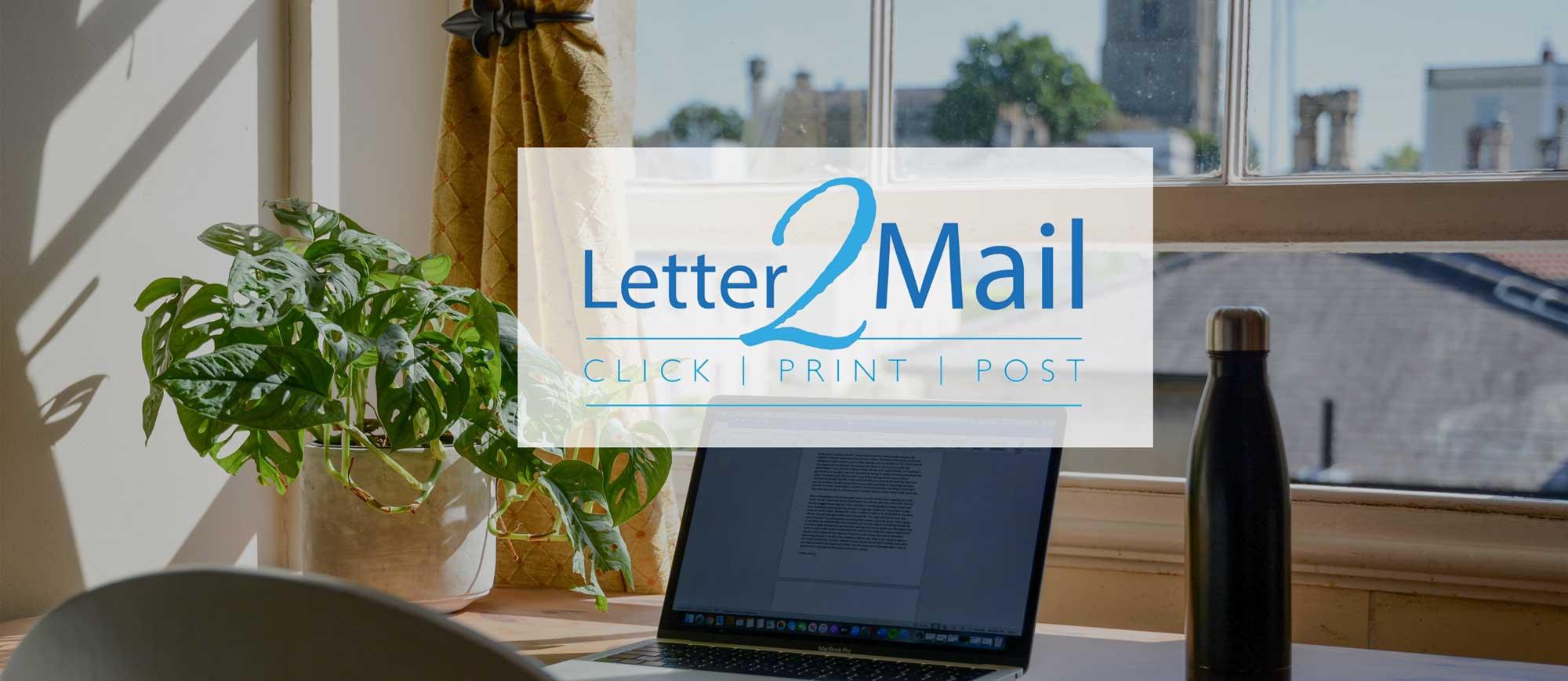 unsplash letter2mail web - Letter2Mail